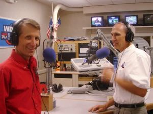 Hosts of WDUN Morning Show Bill and Joel