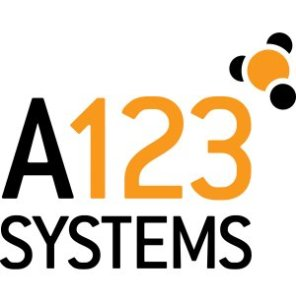 A123Systems Logo