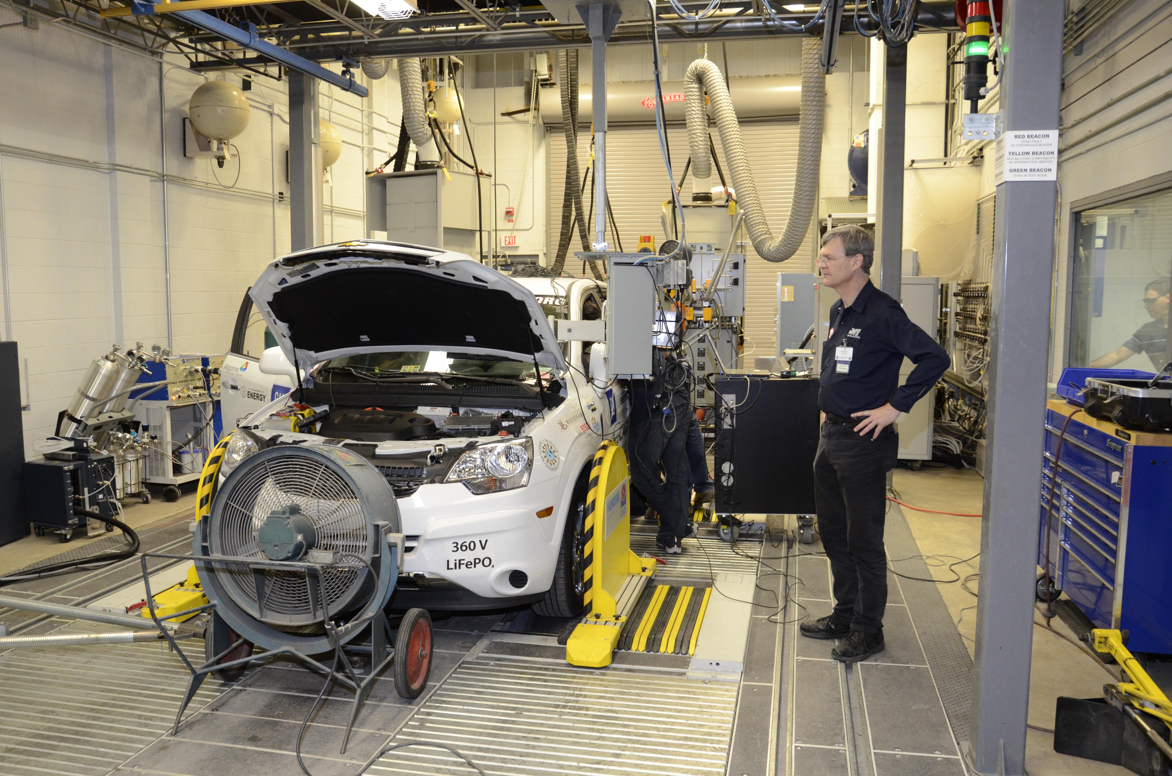 Spring Workshop Dyno Testing Begins At Epa Ecocar 3