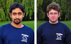 Tushar Swamy and Bryan Chambers, currently employed by A123 Systems