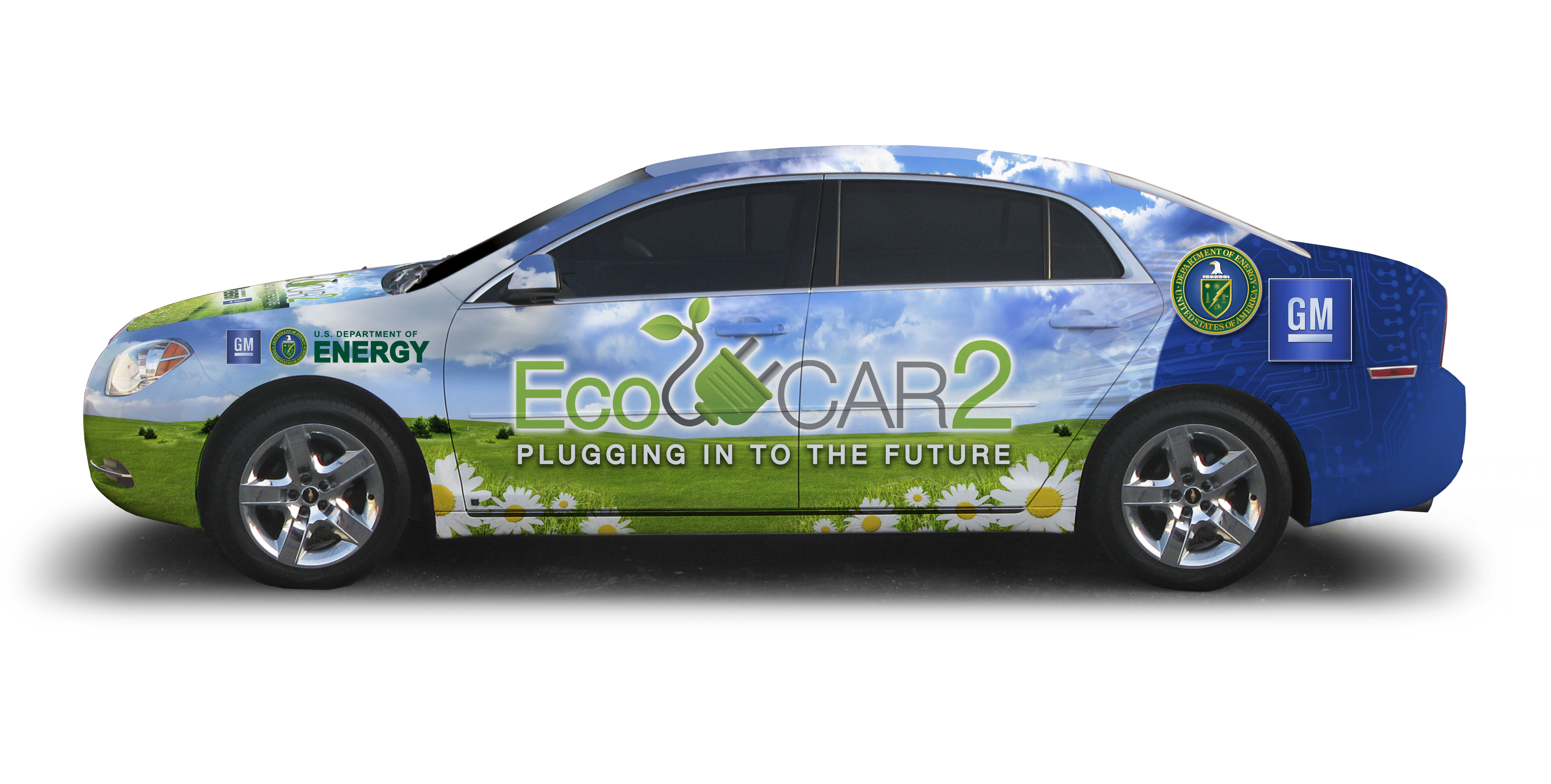 And the EcoCAR 2 Vehicle Will Be… - Ecocar 3 : Ecocar 3
